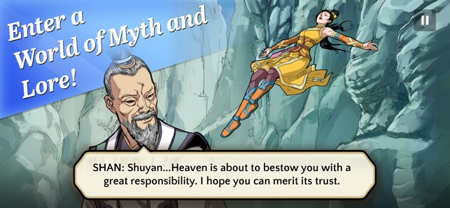 Shuyan Saga™ : Episode One Screenshot