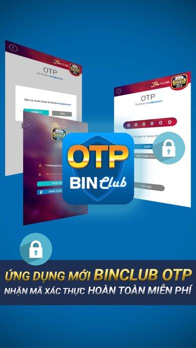 Bin OTP 1.0.0 IOS