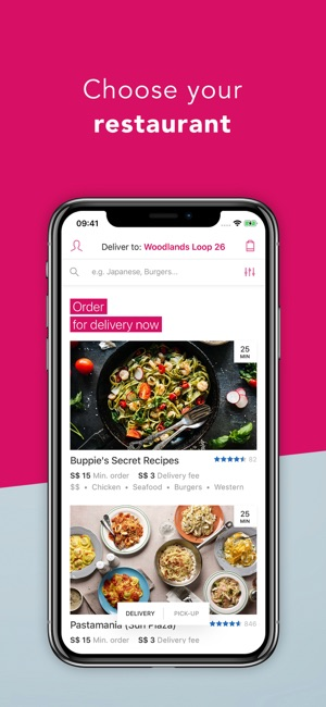 Foodpanda food delivery on the app store foodpanda food delivery on the app store forumfinder Image collections