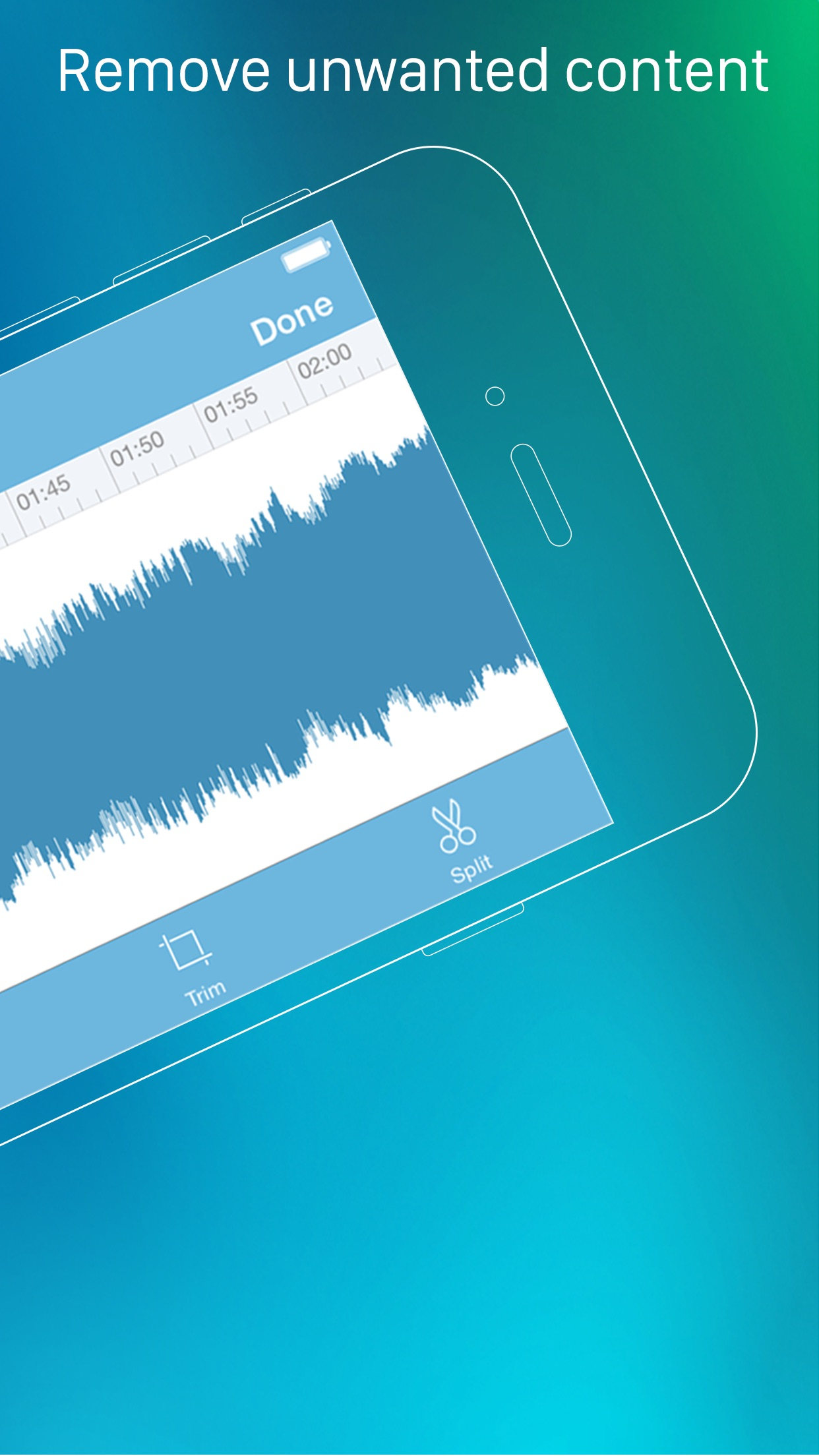 Screenshot do app eXtra Voice Recorder - Record, Add Notes & Photos