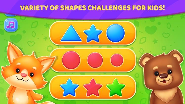 Shapes Kingdom Learning Shapes