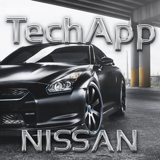TechApp for Nissan