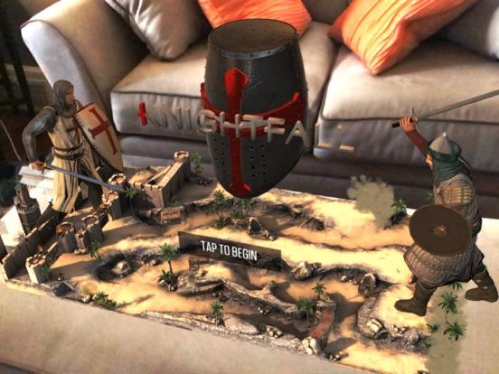 Knightfall™ AR screenshot 6