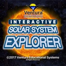 Interactive Solar System Explorer