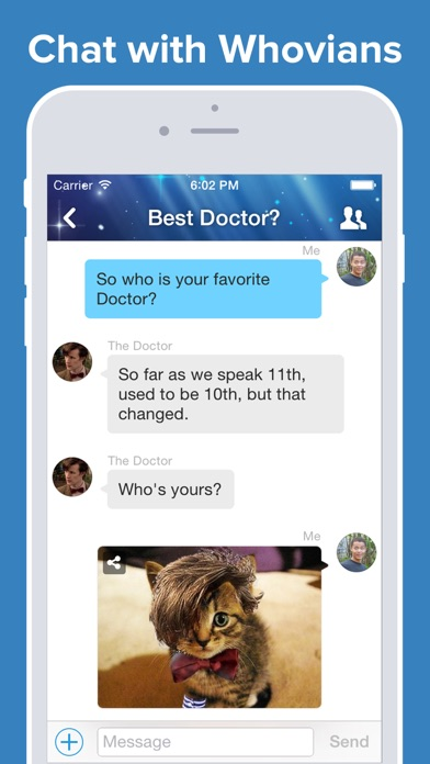 Whovian Amino for Doctor Who-2
