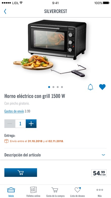 Lidl – Tu compra perfecta screenshot-2