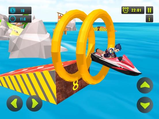Kids Jetski Power Boat screenshot 5