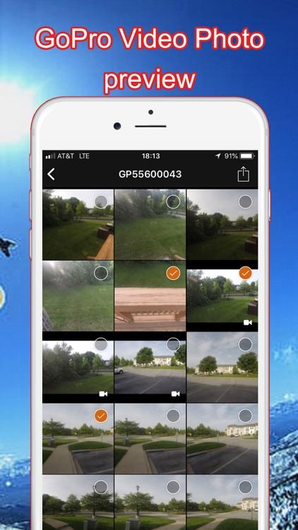 Controller for GoPro Camera screenshot-3