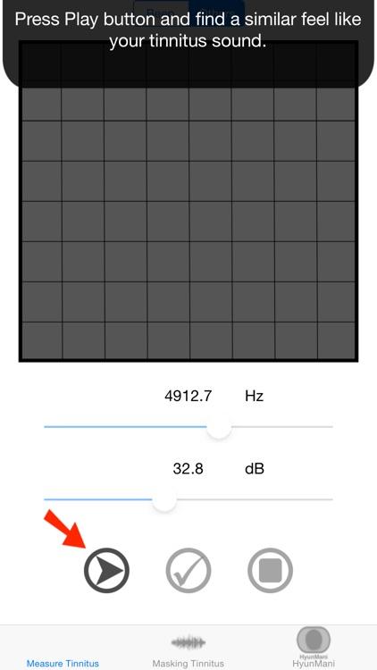 Tinnitus Breaker (Masker) screenshot-4