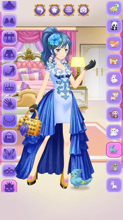 Anime Dress Up – Girl Avatar screenshot-3
