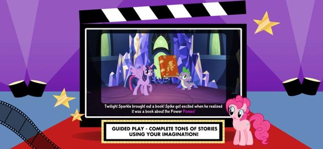 My Little Pony Story Creator 4