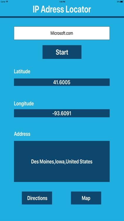 IP Address of the World screenshot-4