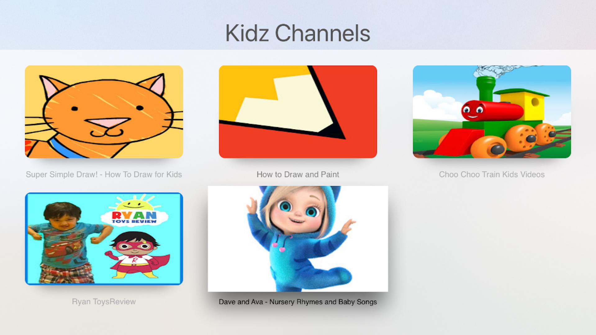 Kids Tube -Learn and Play screenshot 5