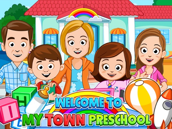 My Town : Preschool Screenshots