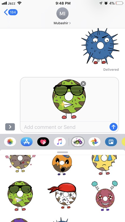 Domojis screenshot-4