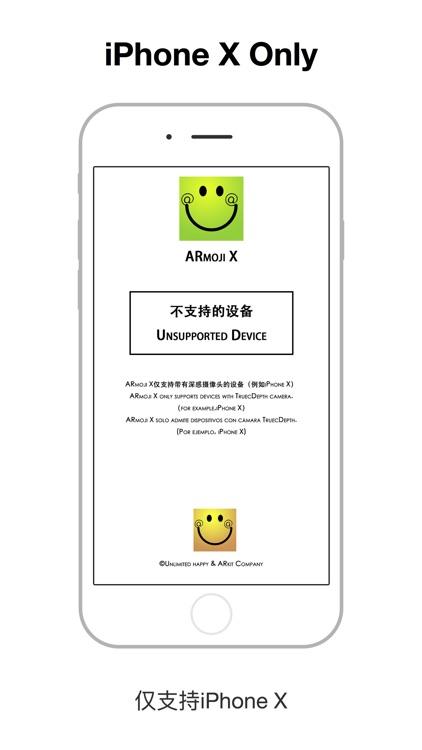 AImoji X Emoji face for iPhone