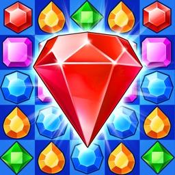 Jewel Legend - Classic Match 3 Jewels Puzzle Games
