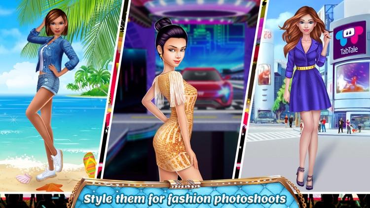 Stylist Girl: Make Me Gorgeous screenshot-3