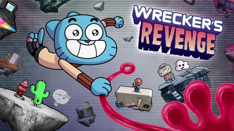 Wrecker's Revenge - Gumball screenshot-0