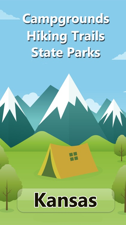 Kansas Camping & State Parks screenshot-0