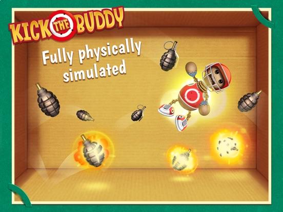 Kick the Buddy (Ad Free) screenshot 7