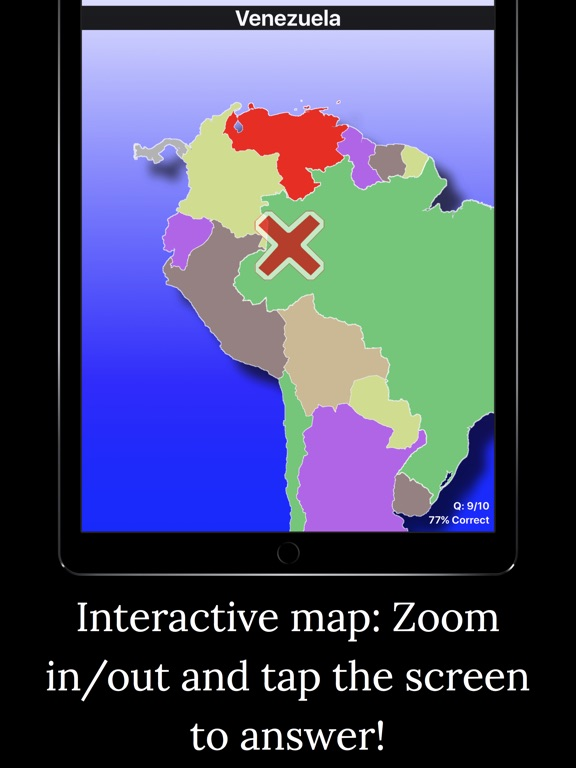 World map challenge geography app price drops geography screenshot 4 for world map challenge gumiabroncs Gallery
