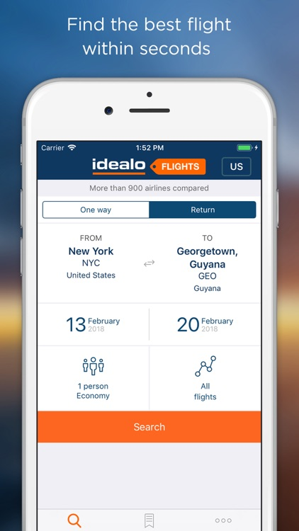 idealo flights: cheap tickets