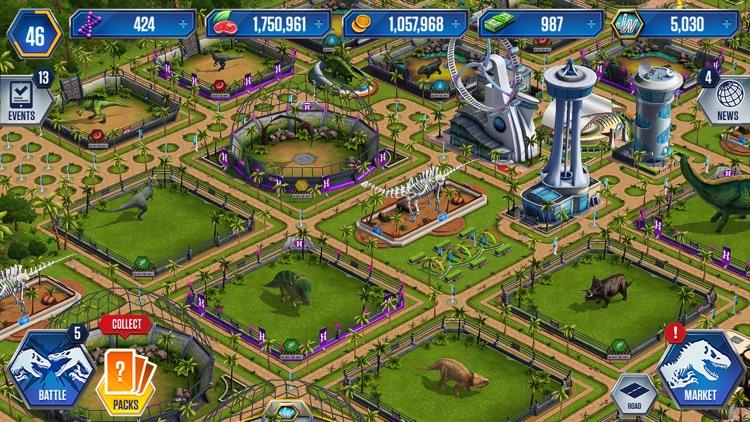 Jurassic World™: The Game screenshot-3