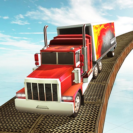 Impossible Heavy Truck Tracks