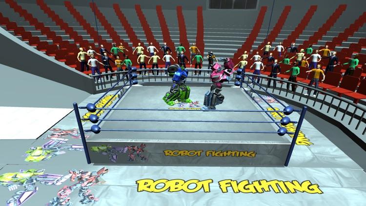 Real Steel Robot Fighting