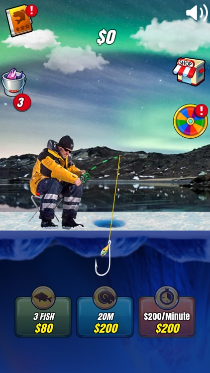 Ice Fishing - Hello Master