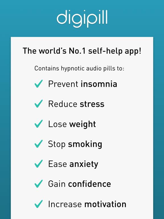 Digipill - Sleep, Relaxation and Mindfulness screenshot