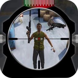 Commando Shooting FPS War