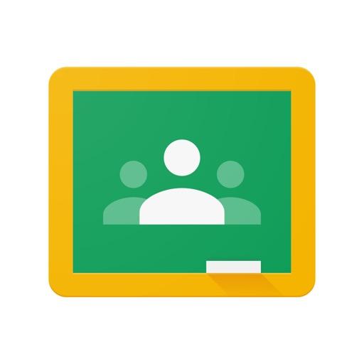 Google Classroom app for ipad