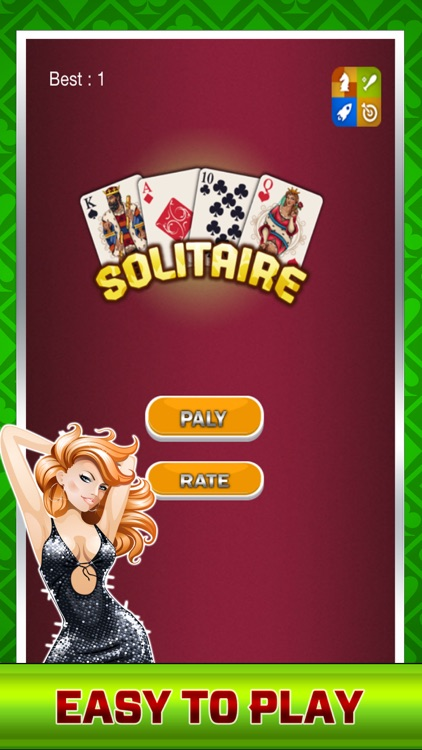 Solitaire Spyramid Card Pro screenshot-1