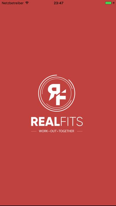 RealfitsScreenshot von 1