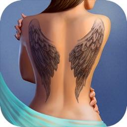 Virtual Tattoo Designer