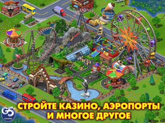 Скачать игру Virtual City Playground HD