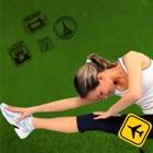 En vuelo de yoga icon