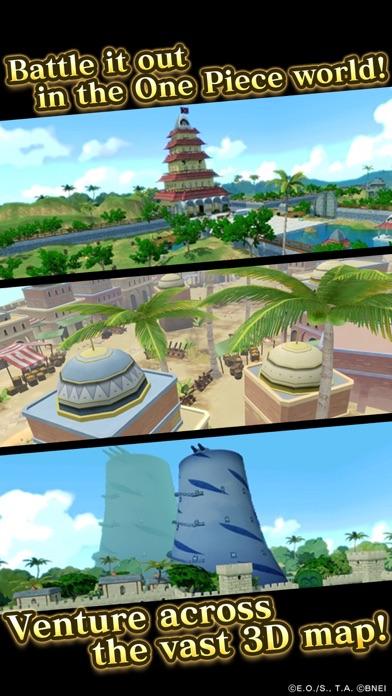 ONE PIECE Bounty Rush screenshot 4