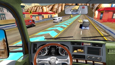Real Truck Driver In Highway screenshot 3