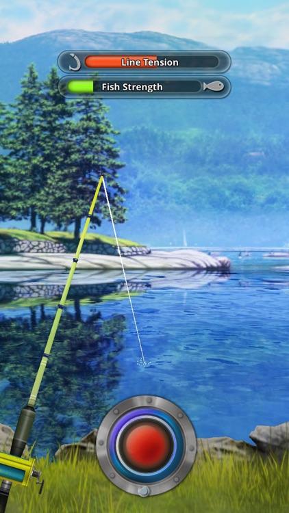Real Reel Fishing Simulator 3D screenshot-7