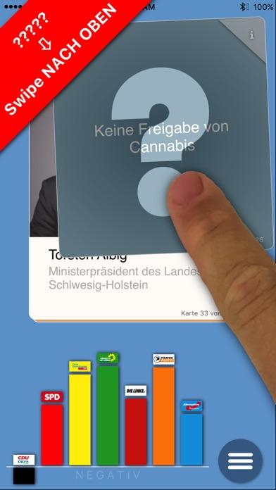 Meine Erste Wahl zum BundestagScreenshot von 3