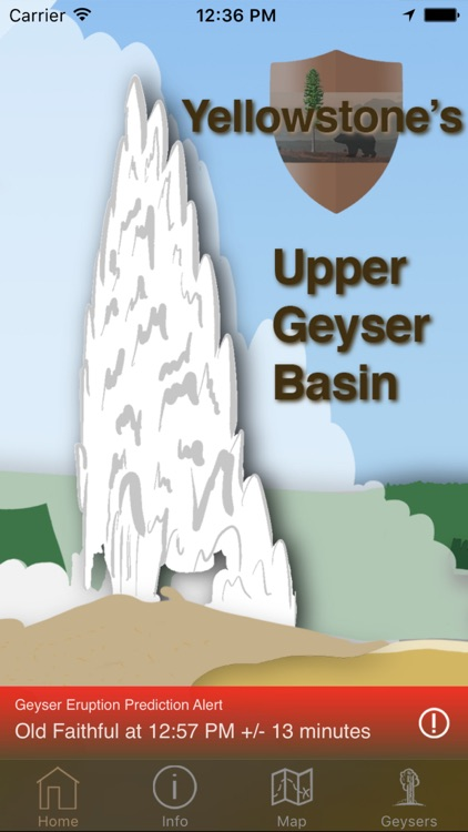 Guide to Yellowstone's Geysers