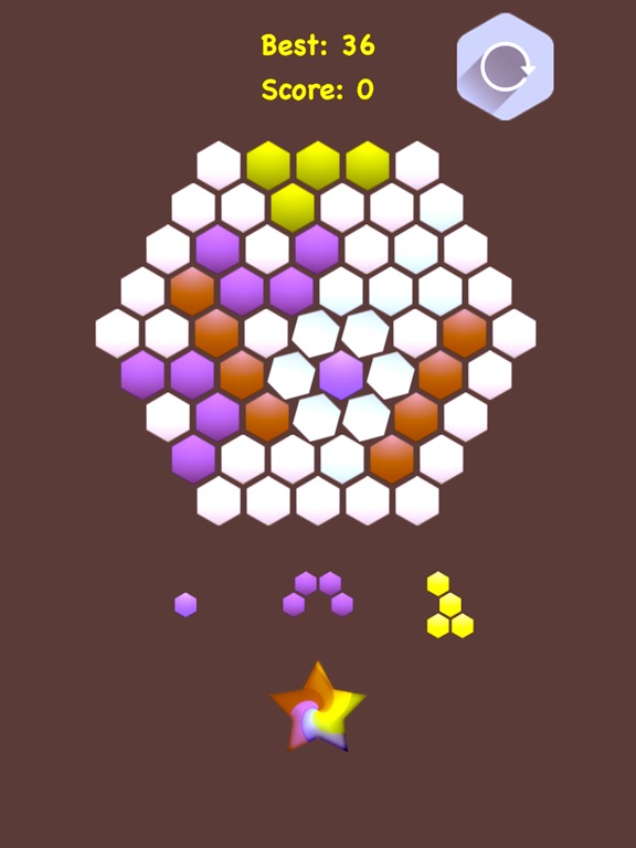 Hexagonal Merge : Premium screenshot 8