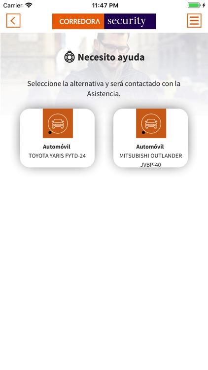 Corredora Security screenshot-5