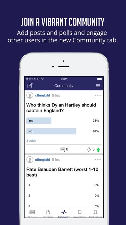 Rugby News & Live Scores screenshot-4