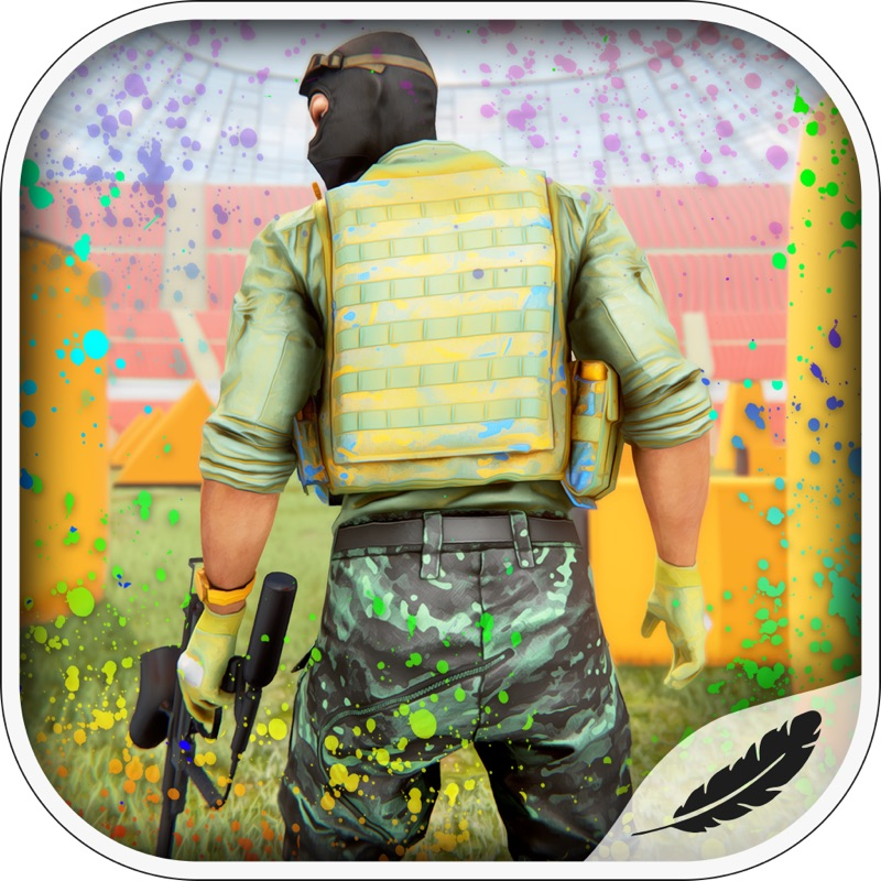 Paintball Arena Challenge Hack Tool