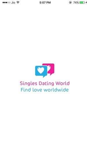 Singles dating worldwide