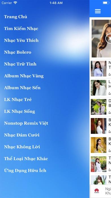 Nhạc Vàng - Nhạc Bolero Mới screenshot three
